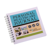MyCare Necessities Personal Healthcare Journal Medical History Journal, 0.9kg