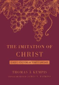 The Imitation of Christ Deluxe Edition [Large Print]