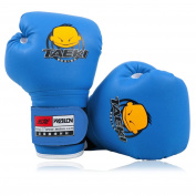 PU Kids Children Cartoon Sparring dajn Boxing Gloves Training 120ml Age 5-10