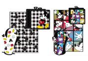 Disney Mickey Pie 3-Piece Set + Rumics Cube Mickey 3-Piece Kitchen Set [6-Piece Combo Set]