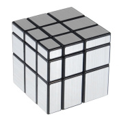 ShengShou 3x3x3 57mm Wire Drawing Style Cast Coated Magic Cube Challenge Gifts Puzzle Mirror Cubes Educational Toy Special Toys