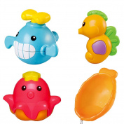 Baby Toys Ocean Bathing Suits Playing in The Water Toys
