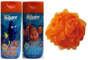 Disney Pixar Finding Dory Bubble Bath and Body Wash Set