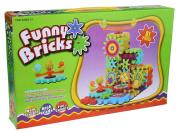 Funny Bricks - Mototrized Building Block & Gears game