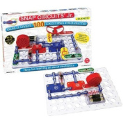 Snap Circuits Junior - Electronics Projects Kit Building Toys