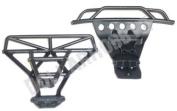 Traxxas 1/10 Slash 4x4 Ultimate * FRONT & REAR BUMPERS & MOUNTS * Skid Plate