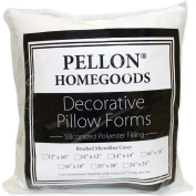 Pellon PPI16x 16 Decorative Pillow Form, 41cm by 41cm , White