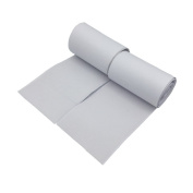 """Value Acme 100mm Wide (Approx 4"""") 1 Metre Long Self Adhestive Hook And Loop Strips Set With Super Sticky Back Nylon Fabric Fastener Magic Tape White"""