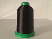 Isacord Embroidery Thread 1000M 40W POLY 0020..Black