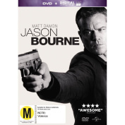 Jason Bourne DVD  [Region 4]