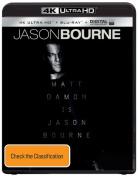Jason Bourne 4K Blu-ray  [2 Discs] [Region B] [Blu-ray]