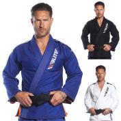 Elite Sports NEW ITEM IBJJF Ultra Light BJJ Brazilian Jiu Jitsu Gi w/ Preshrunk Fabric & Free Belt