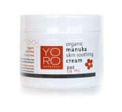 Organic Manuka Honey Cream for Eczema