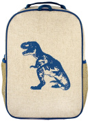 SoYoung Grade School Backpack, Blue Dinosaur