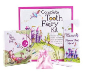 Baby Tooth Album Fairyland Complete Collection Kit, Pink by Baby Tooth Album