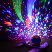Star Sky Moon Projector Multicolor Led bulbs Or Single Colour.Blue Red and Green Colour Changing Led Night Light Lamp Decorative Light Mood Light in Bedroom