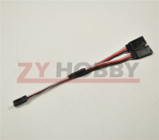 2PC 150mm Y Style Extension extend Lead Wire Cable For Hitec Servo ZY01 # 1 /item# R6SG5EB-48Q681