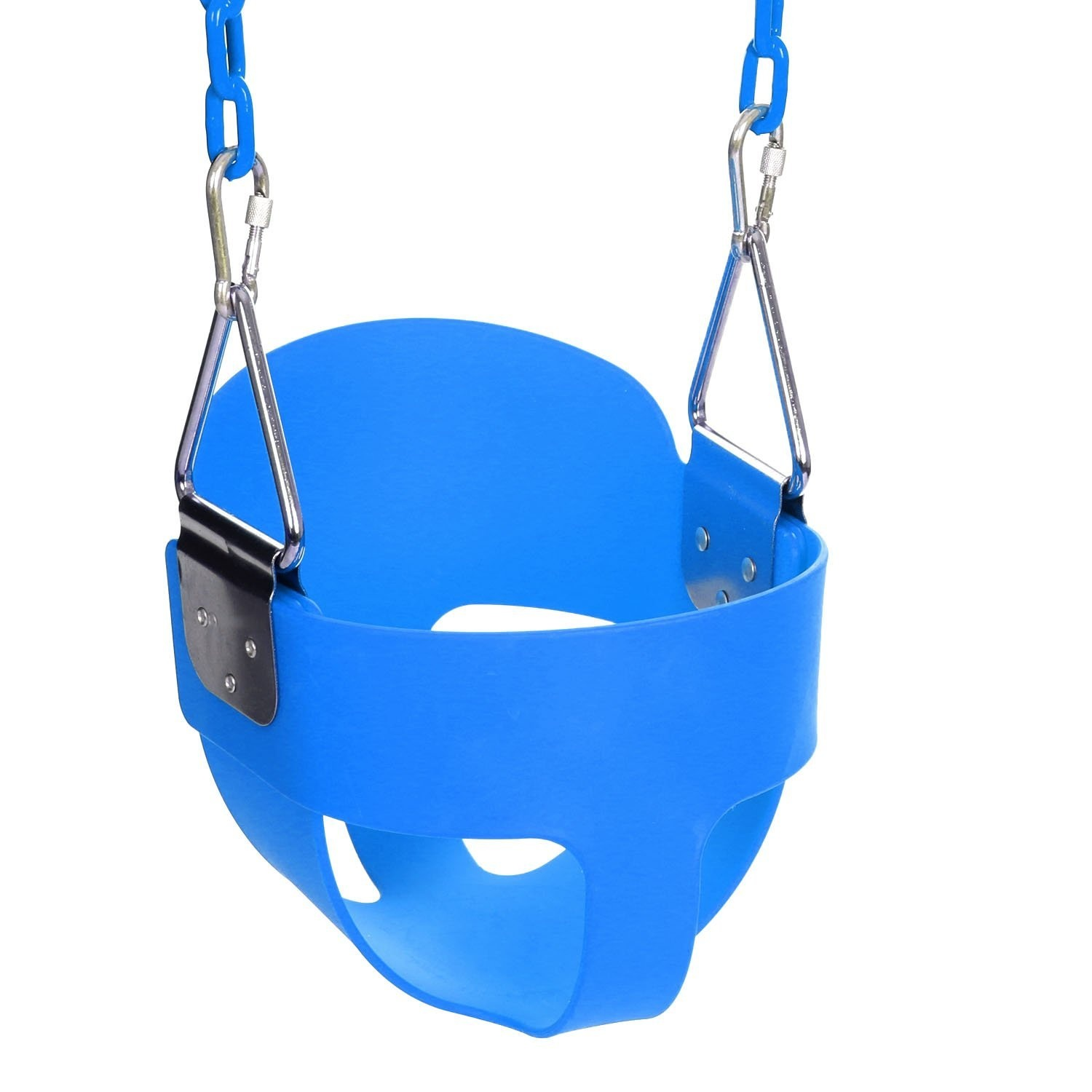 Kids Bucket Swing Toddler Outdoor Baby Swing Seat 150cm Chain By