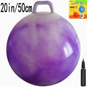 Space Hopper Ball with Air Pump