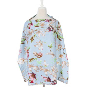 CAN_Deal Cotton Nursing Cover Breat Feeding Cover