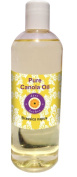 Pure Canola Oil 200ml (Brassica napus) 100% Natural Cold Pressed