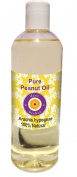 Pure Peanut Oil 200ml (Arachis hypogeae) 100% Natural Cold Pressed