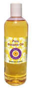 Pure Sesame Oil 200ml (Sesamum indicum) 100% Natural Cold Pressed