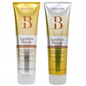 Creightons Sunshine Blond with Argan and Chamomile Shampoo + Conditioner 250ml