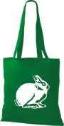 T-Shirt Stown Cloth Bag Animals Rabbit, Rammler,