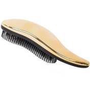 Athenia Tangle Wand - Premium Detangler Brush Removes Knots and Tangles - All Hair Types Including Hair Extensions - Colour