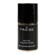 Paese Cosmetics Matte Expert Foundation, Shade Number 503 30 ml