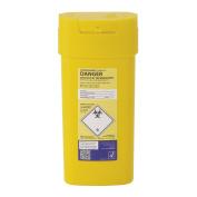 Sharpsguard Yellow 0.6 Litre Bin
