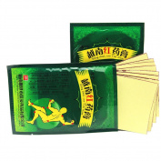 WildmapUK 8 pcs 1 package Health Care the Viet Nam Red Tiger Balm White Tiger Million Gold Paste Relieve Pain