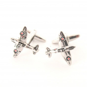 Spitfire Cufflinks by Van Buck