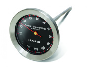Salter 542 HBSSCR Stainless Steel Heston Blumenthal Precision Meat Thermometer, Silver