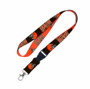 Cleveland Browns 2.5cm Lanyard w/ Detachable Buckle