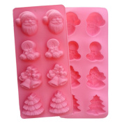 Silikomart Muffin Chocolate Mould Ice Cube Tray Mould Christmas Moulds - Cake Cup Cake Pudding Jelly Muffin Cupcake Cake Mould Cupcake Baking Dish