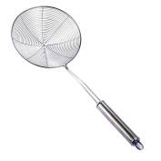 MyLifeUNIT 15cm Asian Spider Strainer, Stainless Steel Food Strainer Hot Pot Skimmer