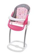 Zapf Creation 822272 BABY Born High Chair Toy
