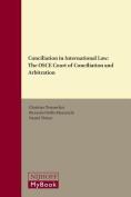 Conciliation in International Law