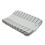 Lodger Scandinavian Print Changing Pad Cover