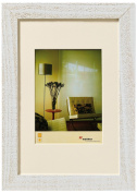 Walther Home HO824 A Wooden Frame, white, 10 x 15 cm