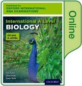 International A Level Biology for Oxford International AQA Examinations