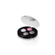 Lavera Illuminating Eyeshadow Quattro, Lavender Couture