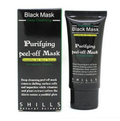 SHILLS - Purifying Blackhead Facial Mask (1 x Shills 50ml) - Acne Remover Peel - Mud Deep Cleaning - Anti Ageing