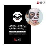 SNP Animal Mask (Pack of 10) Panda Whitening