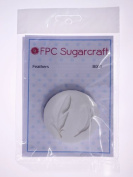 Feathers - Silicone Icing Mould for Cake and Cupcake Decoration by FPC