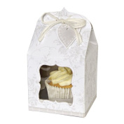 To Have and To Hold Cupcake Box - Small