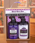 Lavender Mason Jar Soap and Lotion Sets