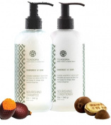 Teadora Brazilian Radiance Miracle Shampoo & Conditioner Set